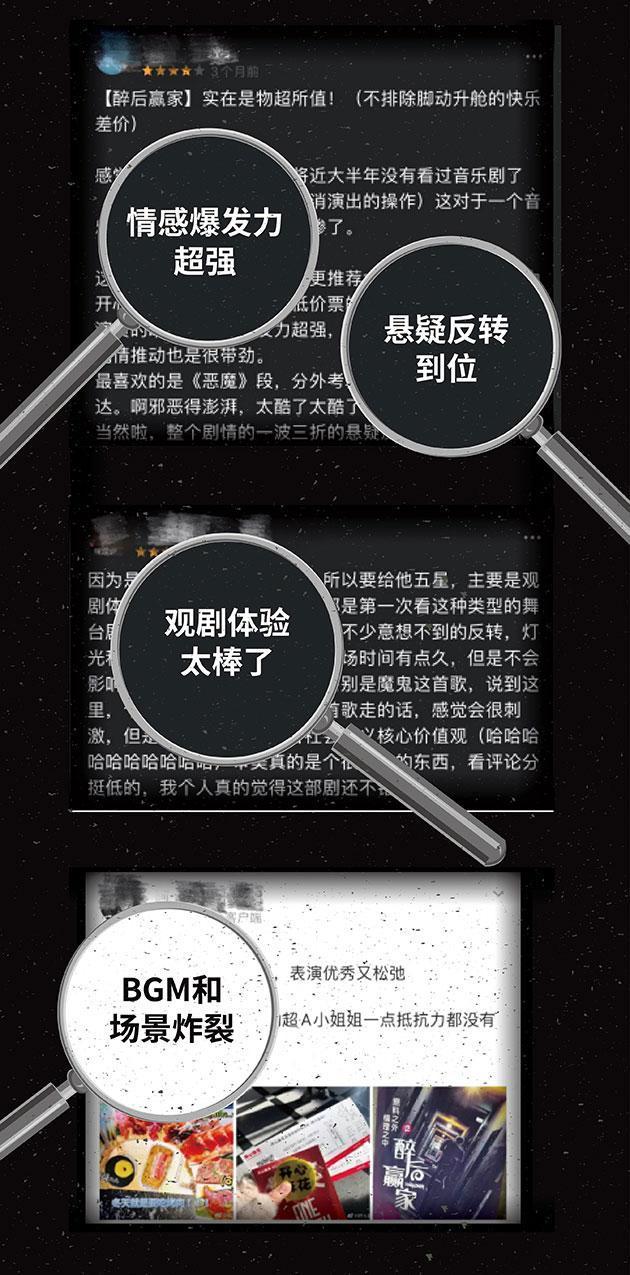 【上海站】悬疑惊悚喜剧《醉后赢家》{开心麻花}