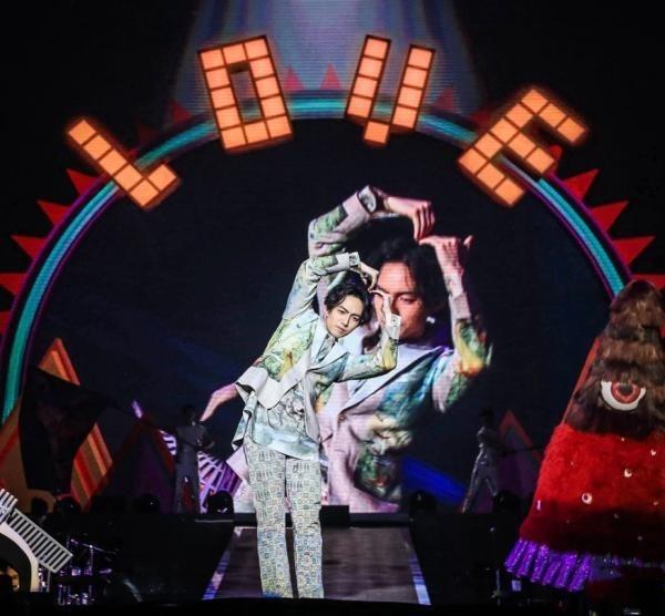 林宥嘉 THE GREAT YOGA 2017世界巡回演唱会-广州站