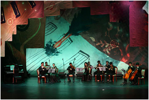 DramaKids 艺术剧团 互动亲子音乐会《爱丽丝梦游音乐王国》