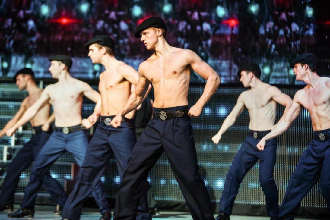 迈克尔·弗莱利《王者之舞·危险游戏》——天津站