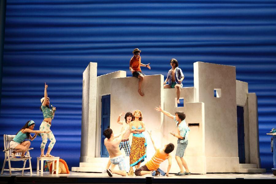 音乐剧《Mamma Mia! 妈妈咪呀!》中文版
