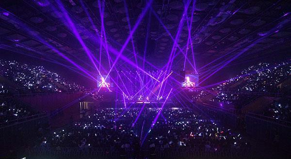 周柏豪 One Step Closer Pakho Live 2018-珠海站