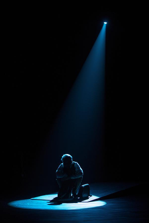 音乐剧场《你是我的孤独》
