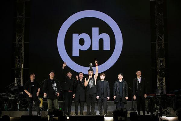 周柏豪 One Step Closer Pakho Live 2018-江门站