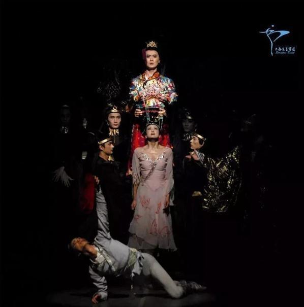 上海芭蕾舞团 经典芭蕾舞剧《梁山伯与祝英台》