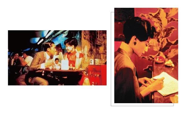 •《花样年华》(2000)剧照 •