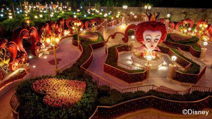 上海迪士尼乐园 (1)