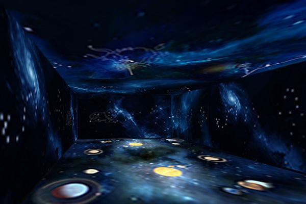 沉浸式空间的星际迷航