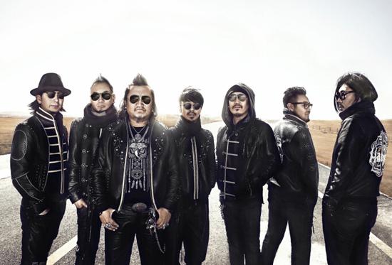 【万有音乐系】杭盖乐队《花斑马》2016新专辑巡回演唱会—重庆站