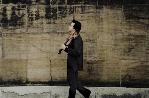 宁峰 小提琴家