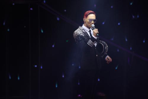 张智霖Crazy Hours Live 2016 佛山站