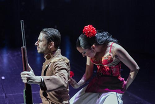 爱乐汇•西班牙穆尔西亚舞蹈团弗拉门戈舞剧《卡门》