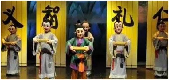 国学儿童剧《孟母三迁》