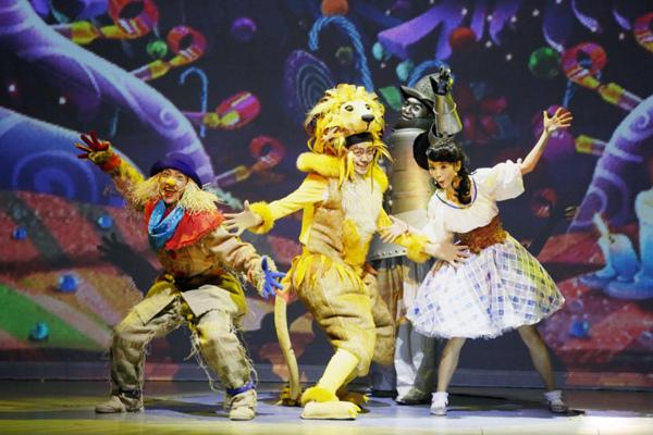 中美联创 · 3D多媒体电影音乐剧《绿野仙踪之奥兹国大冒险》