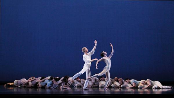"""美国保罗•泰勒舞团""""自由之舞"""""""