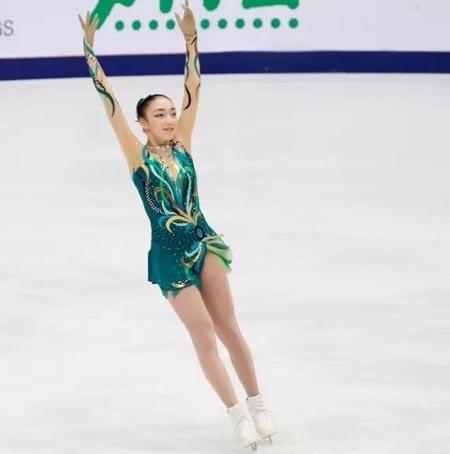 Rika HONGO-JPN