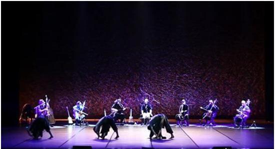 2016上海金星舞蹈团现代舞《不同的孤独》北京站