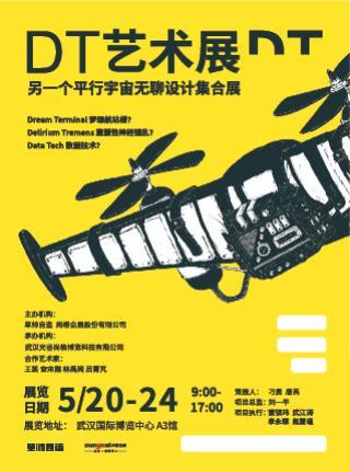 武汉华中车展—DT艺术展